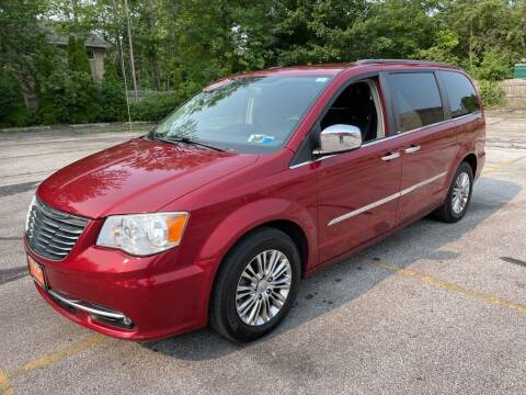 2013 Chrysler Town and Country for sale at TKP Auto Sales in Eastlake OH
