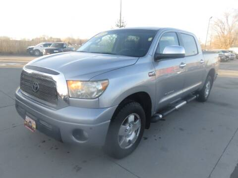 2007 Toyota Tundra for sale at Azteca Auto Sales LLC in Des Moines IA