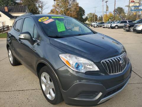 2016 Buick Encore for sale at Kachar's Used Cars Inc in Monroe MI