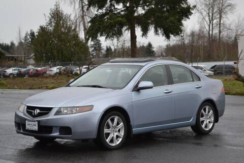 2004 Acura TSX for sale at Skyline Motors Auto Sales in Tacoma WA
