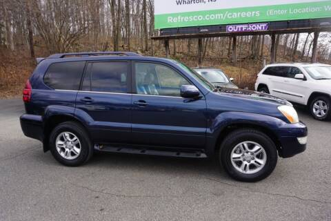2005 Lexus GX 470 for sale at Bloom Auto in Ledgewood NJ
