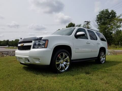 2010 Chevrolet Tahoe for sale at Ridgeway's Auto Sales in West Frankfort IL