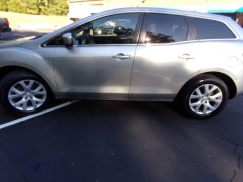2007 Mazda CX-7 for sale at West End Auto Sales LLC in Richmond VA