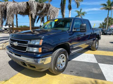 2007 Chevrolet Silverado 1500 Classic for sale at D&S Auto Sales, Inc in Melbourne FL