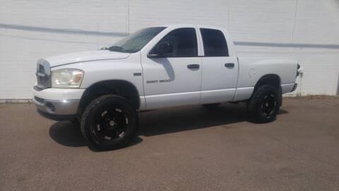 2007 Dodge Ram Pickup 1500 for sale at Advantage Motorsports Plus in Phoenix AZ