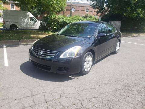 2012 Nissan Altima for sale at Crown Auto Group in Falls Church VA