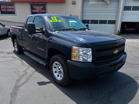 2012 Chevrolet Silverado 1500 for sale at Choice Motors of Salt Lake City in West Valley City UT