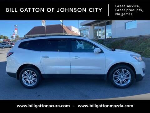 2013 Chevrolet Traverse for sale at Bill Gatton Used Cars - BILL GATTON ACURA MAZDA in Johnson City TN
