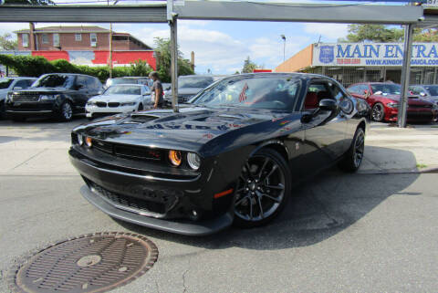 2020 Dodge Challenger for sale at MIKEY AUTO INC in Hollis NY