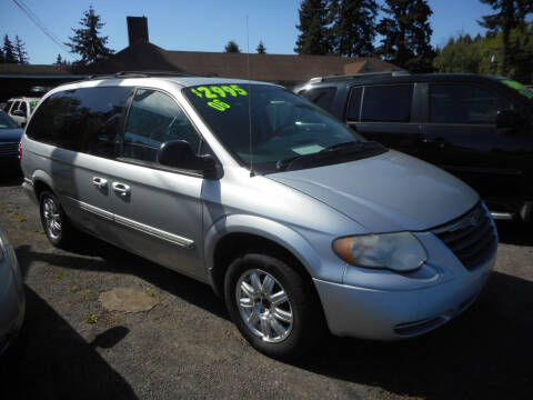2006 Chrysler Town and Country for sale at Lino's Autos Inc in Vancouver WA