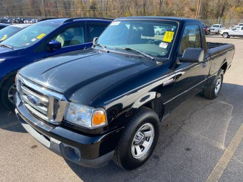 2010 Ford Ranger for sale at Wildcat Used Cars in Somerset KY