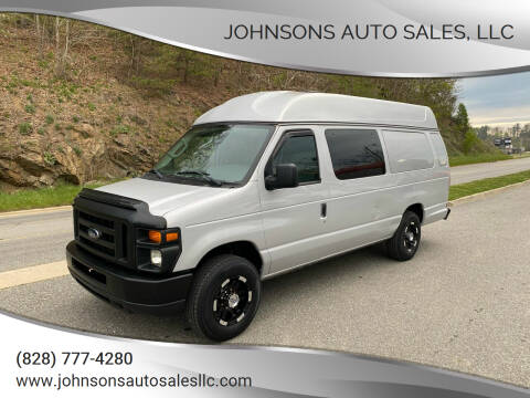 2008 Ford E-Series Cargo for sale at Johnsons Auto Sales, LLC in Marshall NC