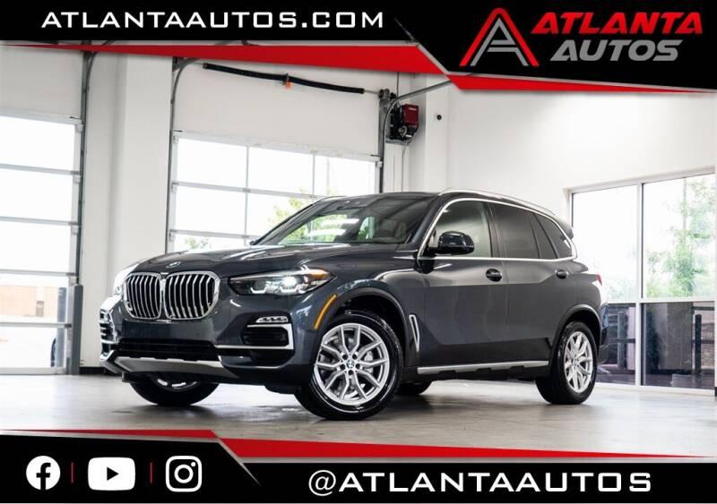 2019 BMW X5 for sale in Marietta, GA