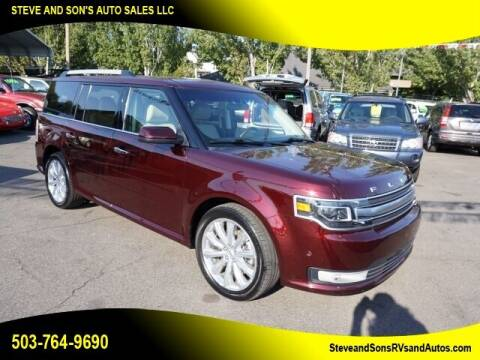 2018 Ford Flex for sale at Steve & Sons Auto Sales in Happy Valley OR