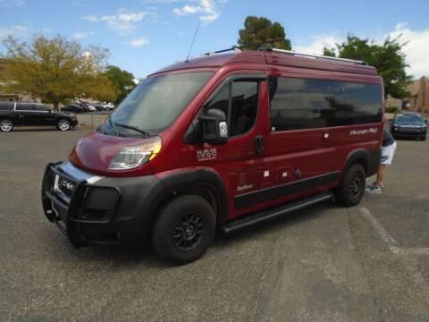2020 RAM ProMaster Cargo for sale at Team D Auto Sales in Saint George UT