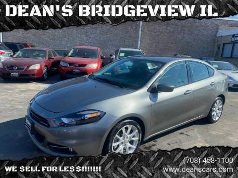2013 Dodge Dart for sale at DEANSCARS.COM - DEANS BERWYN in Berwyn IL