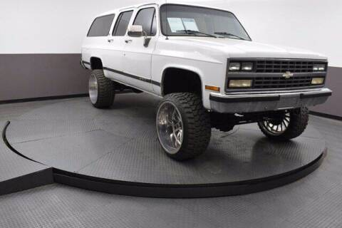 1990 Chevrolet Suburban for sale at Hickory Used Car Superstore in Hickory NC