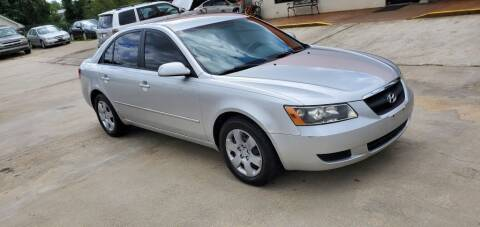 2007 Hyundai Sonata for sale at Select Auto Sales in Hephzibah GA