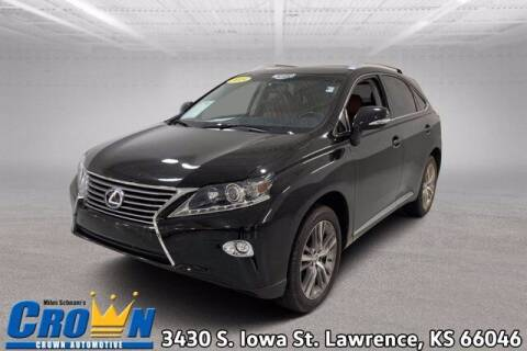 2015 Lexus RX 450h for sale at Crown Automotive of Lawrence Kansas in Lawrence KS