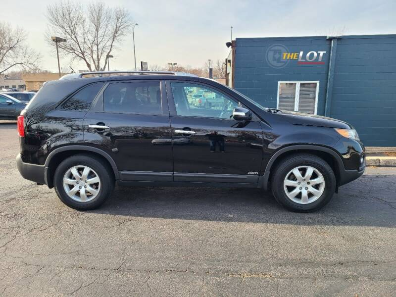 2012 Kia Sorento for sale at THE LOT in Sioux Falls SD
