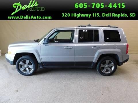 2015 Jeep Patriot for sale at Dells Auto in Dell Rapids SD