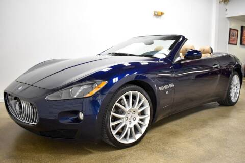 2015 Maserati GranTurismo for sale at Thoroughbred Motors in Wellington FL