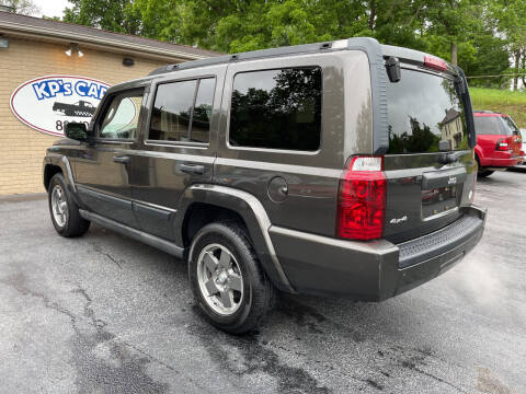 2006 Jeep Commander for sale at KP'S Cars in Staunton VA