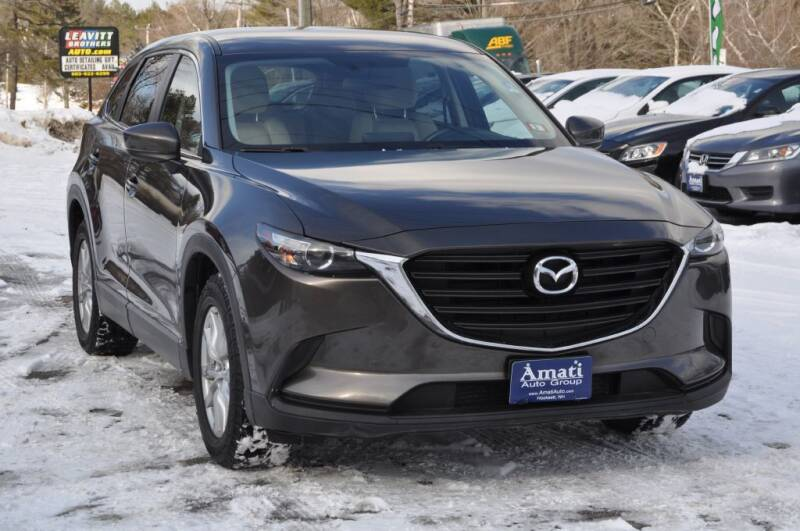 2016 Mazda CX-9 for sale at Amati Auto Group in Hooksett NH