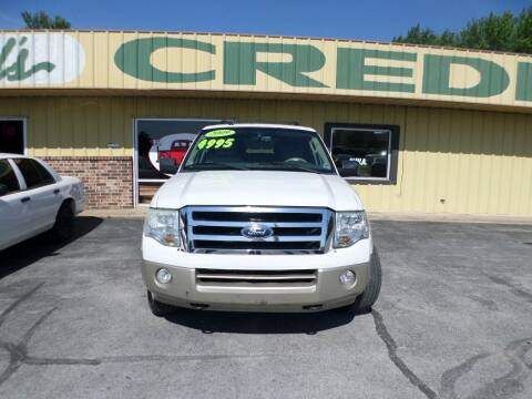 2009 Ford Expedition for sale at Credit Cars of NWA in Bentonville AR