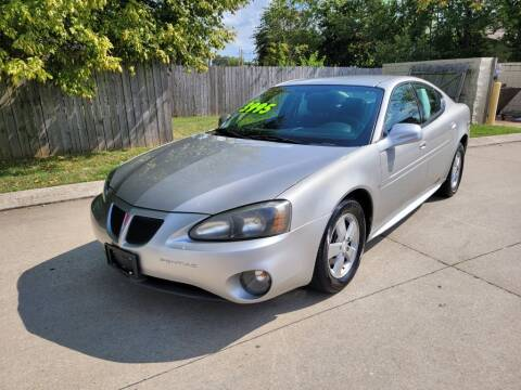 2008 Pontiac Grand Prix for sale at Harold Cummings Auto Sales in Henderson KY