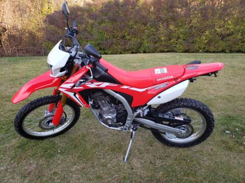 2017 Honda CRF 250L for sale at Wheels and Deals in Springfield MA