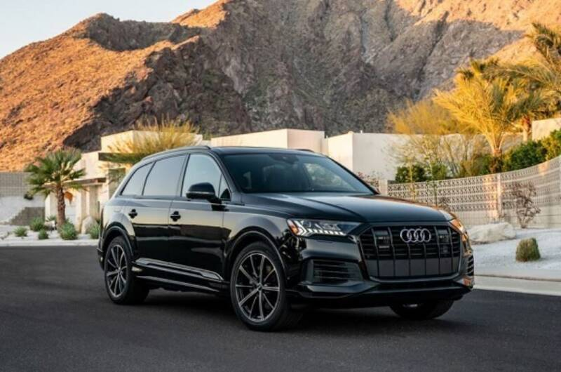 2022 Audi SQ7 for sale at Diamante Leasing in Brooklyn NY