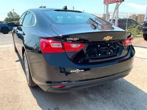 2019 Chevrolet Malibu for sale at ELITE MOTOR CARS OF MIAMI in Miami FL