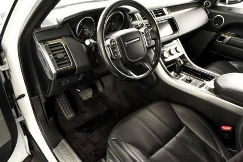2017 Land Rover Range Rover Sport for sale at CU Carfinders in Norcross GA