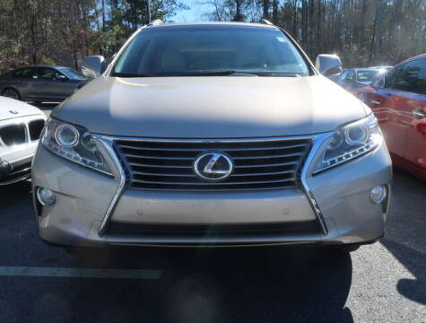 2015 Lexus RX 350 for sale at Southern Auto Solutions - BMW of South Atlanta in Marietta GA