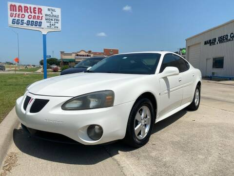 2008 Pontiac Grand Prix for sale at MARLER USED CARS in Gainesville TX