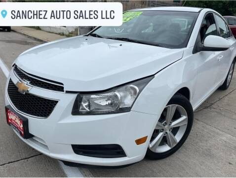 2012 Chevrolet Cruze for sale at Sanchez Auto Sales LLC in Milwaukee WI