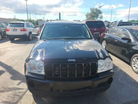 2007 Jeep Grand Cherokee for sale at All State Auto Sales, INC in Kentwood MI