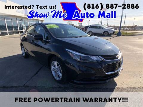 2016 Chevrolet Cruze for sale at Show Me Auto Mall in Harrisonville MO