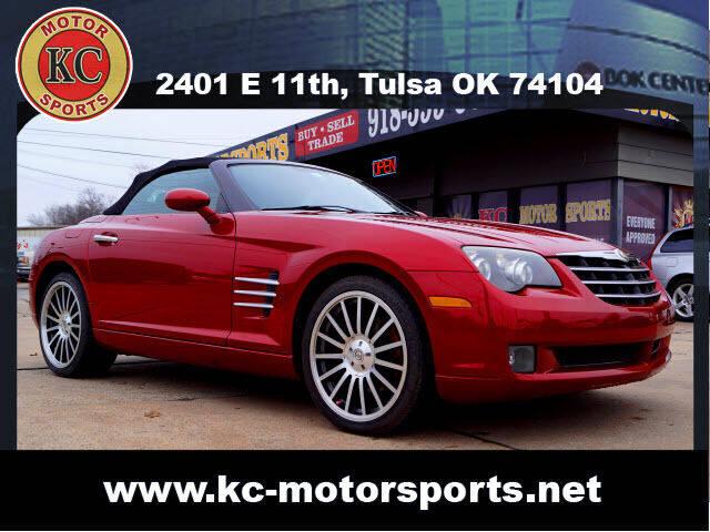 2007 Chrysler Crossfire for sale at KC MOTORSPORTS in Tulsa OK