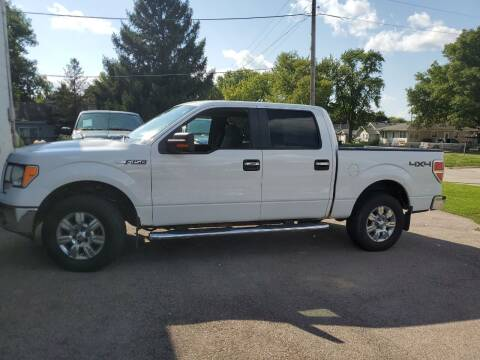 2012 Ford F-150 for sale at RIVERSIDE AUTO SALES in Sioux City IA