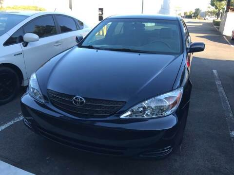 2004 Toyota Camry for sale at Cars4U in Escondido CA