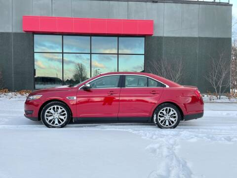 2018 Ford Taurus for sale at You Win Auto in Metro MN