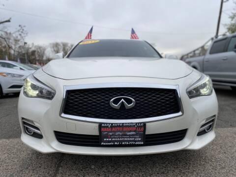 2017 Infiniti Q50 for sale at Nasa Auto Group LLC in Passaic NJ