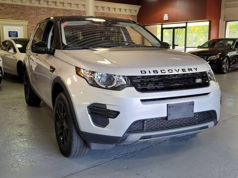 2017 Land Rover Discovery Sport for sale at AW Auto & Truck Wholesalers  Inc. in Hasbrouck Heights NJ