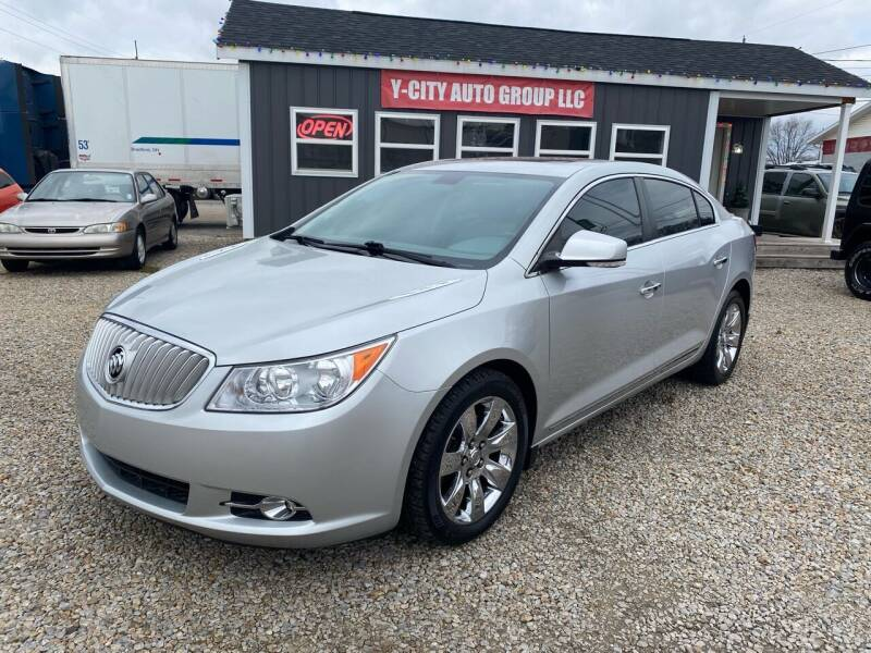 2011 Buick LaCrosse for sale at Y City Auto Group in Zanesville OH