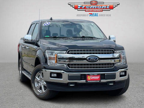 2019 Ford F-150 for sale at Rocky Mountain Commercial Trucks in Casper WY
