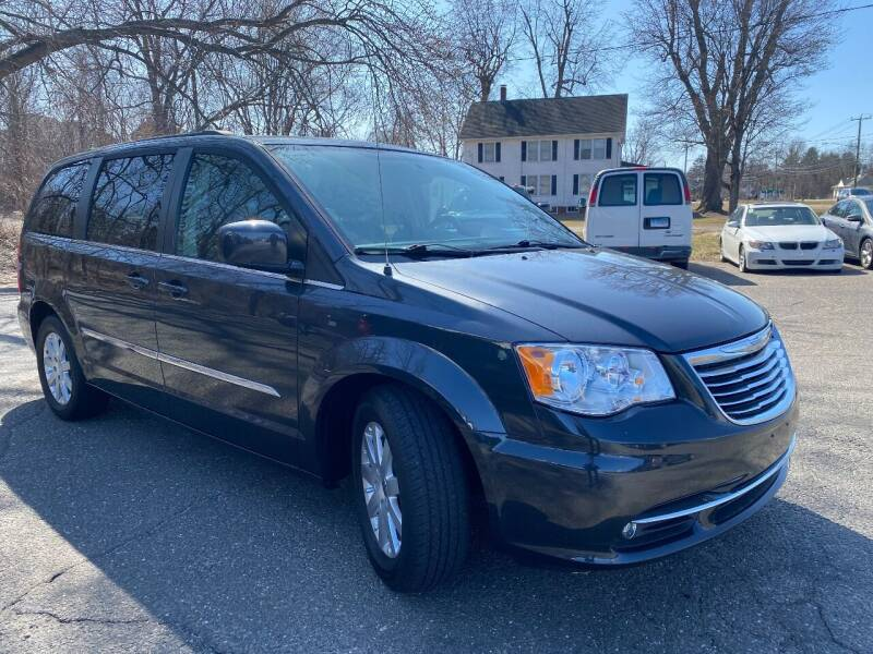 2014 Chrysler Town and Country for sale at East Windsor Auto in East Windsor CT
