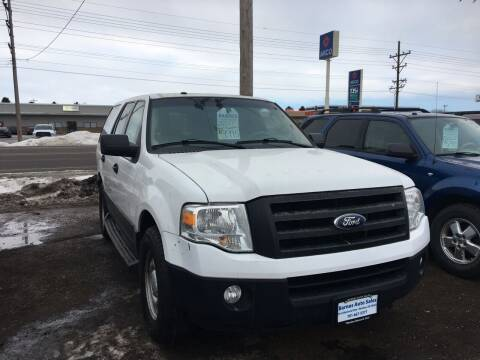 2011 Ford Expedition for sale at BARNES AUTO SALES in Mandan ND