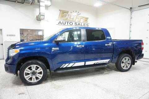 2014 Toyota Tundra for sale at Elite Auto Sales in Ammon ID